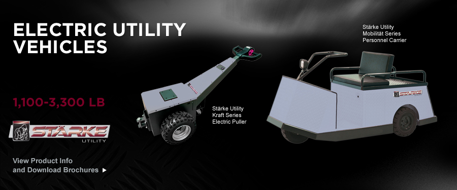 electric utility vehicles