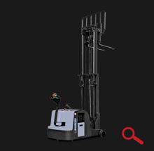 Stärke LiftMaxx AC Electric Walkie Counterbalanced Stacker with EPS